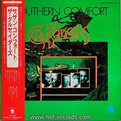Crusaders - Southern Comfort 1974 2lp