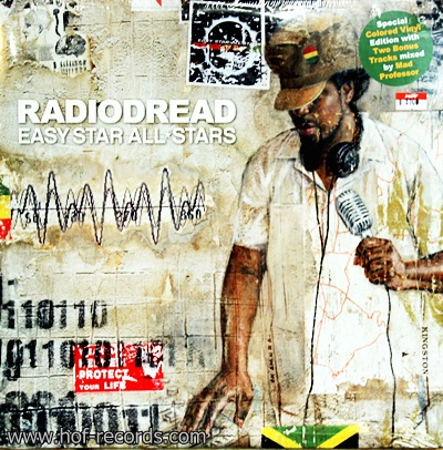 Radiodread - Easy Star All Stars 2Lp N.