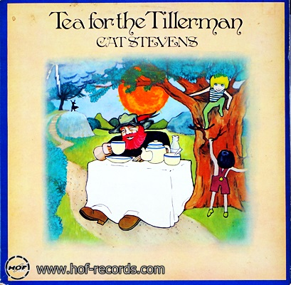 Cat Stevens - Tea for The Tillerman 1970 1lp