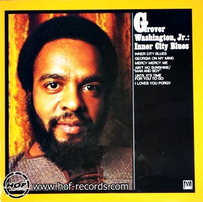 Grover Washington,jr -inner city blues 1lp