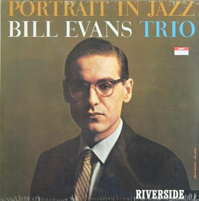 Bill Evans Trio - Portrait In Jazz 1Lp N.