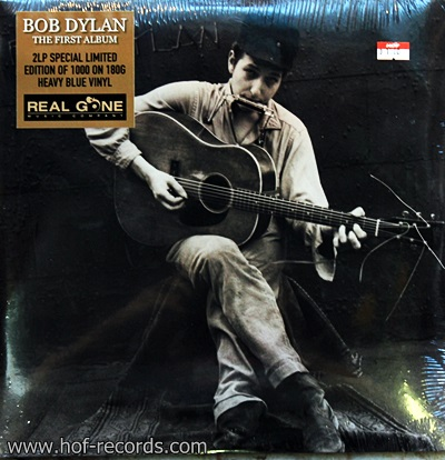 Bob Dylan - The First Album 2Lp N.