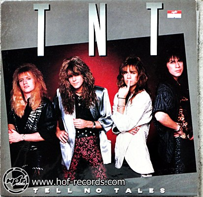 TNT - Tell no Tales 1 LP