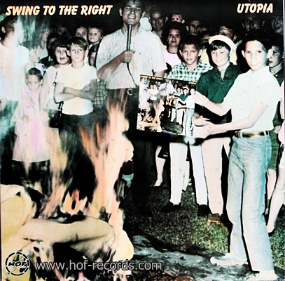 Utopia - Swing To The Right 1982 1lp