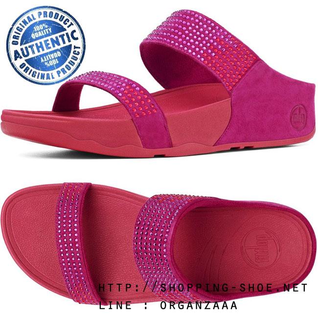 Fitflop Flare Slide Rio Pink ของแท้ นำเข้าจาก USA และ UK