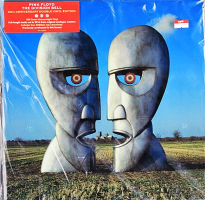 Pink Floyd - The Division Bell 2lp NEW