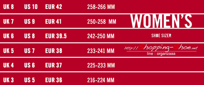 fitflop women,size chart,fitflop size,ตารางไซส์รองเท้าฟิตฟลอบ,ไซส์รองเท้าฟิตฟลอบ,ไซส์รองเท้าฟิตฟลอบผู้หญิง
