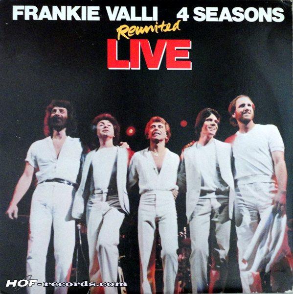 Frankie Valli 4 Seasons - reunited Live