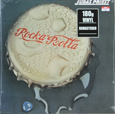 JUDAS PRIEST - ROCKA ROLLA 1LP N.