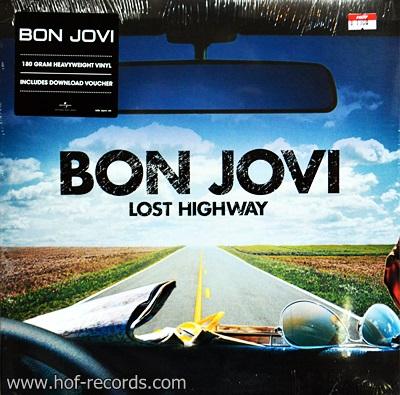 Bon Jovi - Lost Higway 1Lp N.