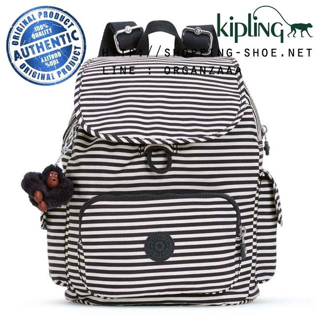 Kipling City Pack S - Marine Stripy (Belgium)