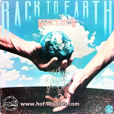 Rare Earth - Back To Earth 1lp