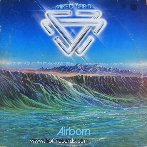 Mike Oldfield - Airborn 1980 2lp