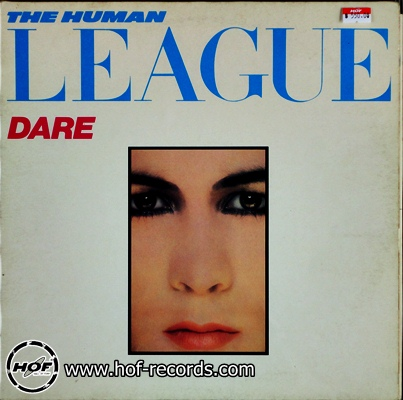 The Human League - Dare 1lp