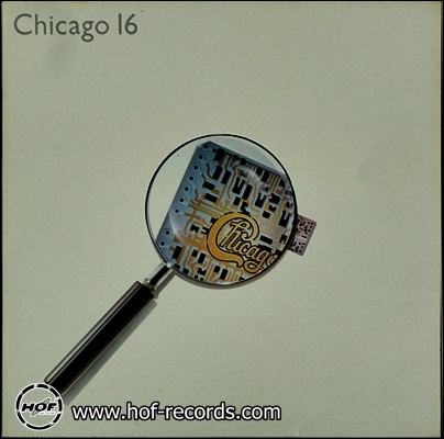 Chicago - 16 1982 1lp