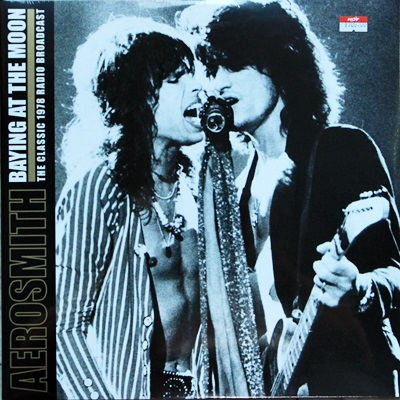 Aerosmith - Baying At The Moon The Classic 1978 2Lp N.