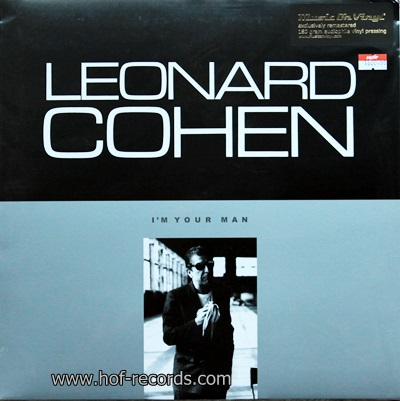 Leonard Cohen - I'm Your Man 1Lp N.