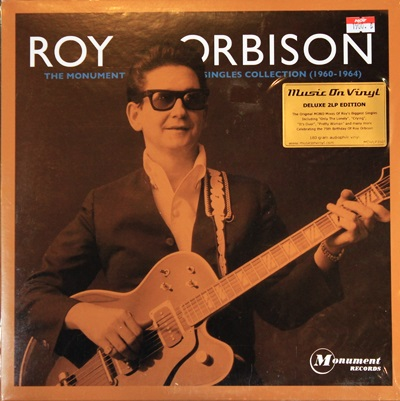 Roy Orbison - The Monument Singles Collection ( 1960 - 1964 ) 2Lp N.