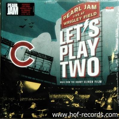 Pearl Jam - Let's Play Two 2Lp N.