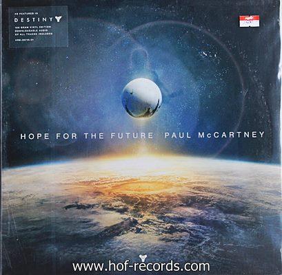 Paul Mc Cartney - Hope For The Future 1lp N.