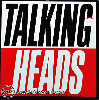 Talking Heads - True Stories 1 LP