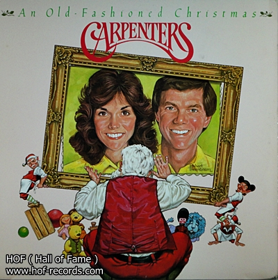 Carpenters - An old - fashioned Christmas 1 LP