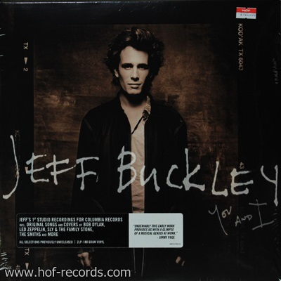 Jeff Buckley - You And I 2Lp N.