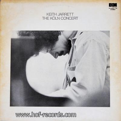 Keith Jarrett - The Koln Concert 1975 2lp