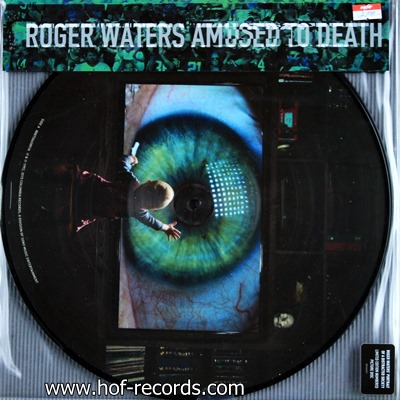 Roger Waters - amosed To Death 2lp Picture Vinyl N.