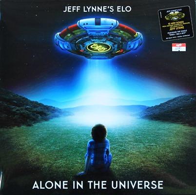 Jeff Lynne's ELO - Alone In The Universe 1Lp N.