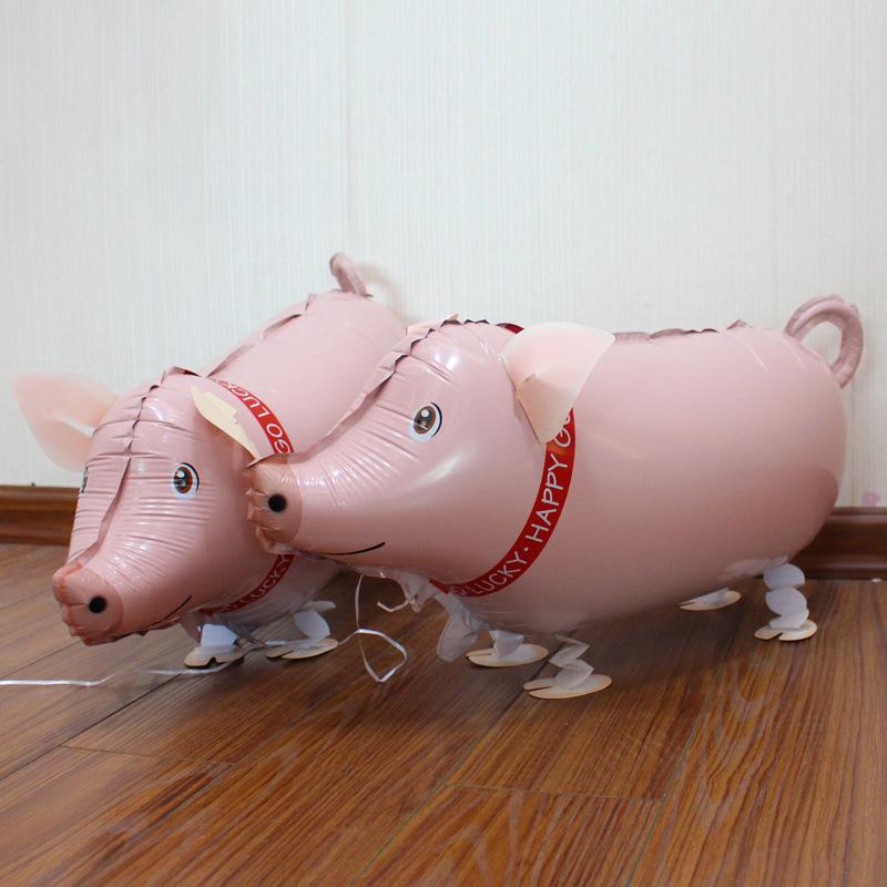 Pig Walking Balloons - หมูน้อยบอลลูน / TL-K013