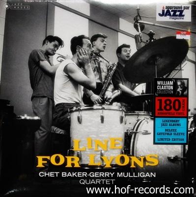 Chet Baker - Line For Loyns 1Lp N.