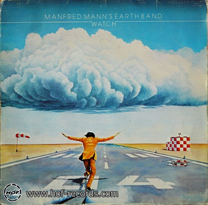 Manfred Mann's Earth Band - Watch 1978 1lp