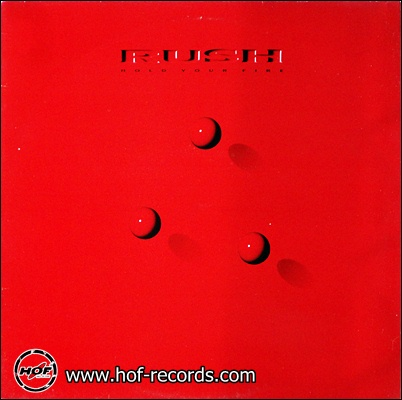 Rush - Hold Your Fire 1987 1lp