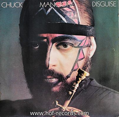 Chuck Mangione - Disguise 1984