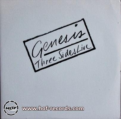 Genesis - Three Sides Live 1982 2lp