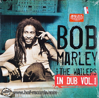 Bob Marley And The Wailers - In Dub Vol.1 1lp NEW