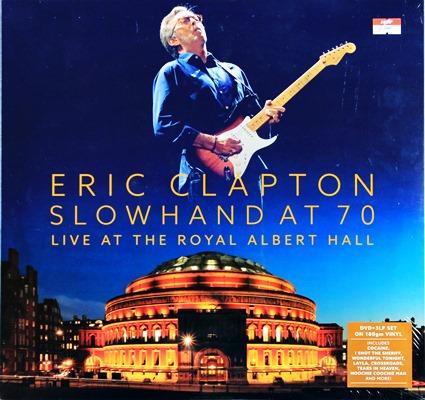 Eric Clapton - Slowhand At 70 Live At The Royal Albert Hall 3Lp N.