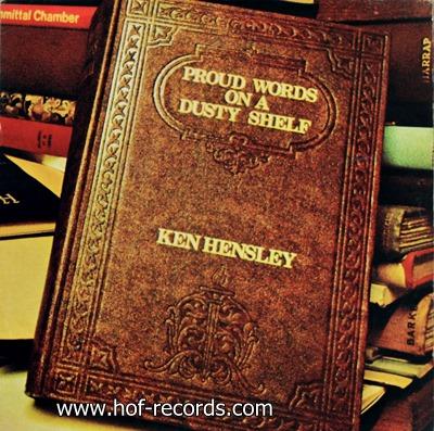 Ken Hensley - Proud Words On A Dusty Shelf 1973