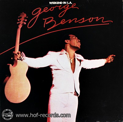 George Benson - Weekend In L.A. 1978 2lp