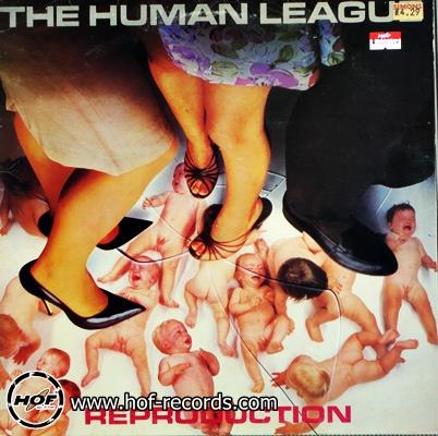 The HumanLeague - Reproduction 1lp