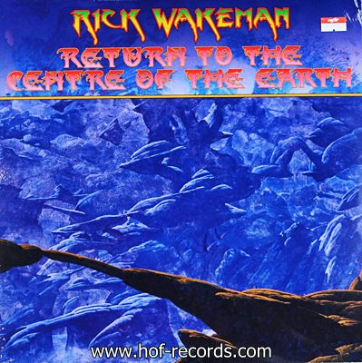Rick Wakeman - Return To The Centre Of The Earth