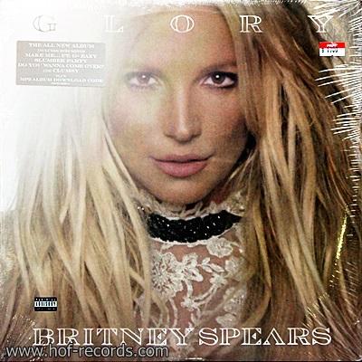 Britney Spears - Glory 2Lp N.