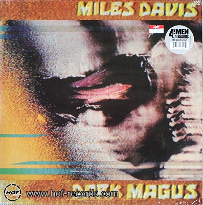 Miles Davis - Dark Magus 2lp NEW