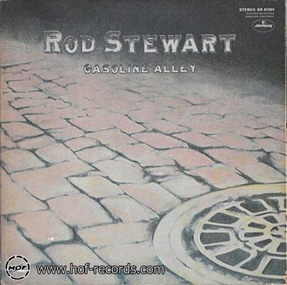 Rod Stewart - Gasoline Alley 1lp