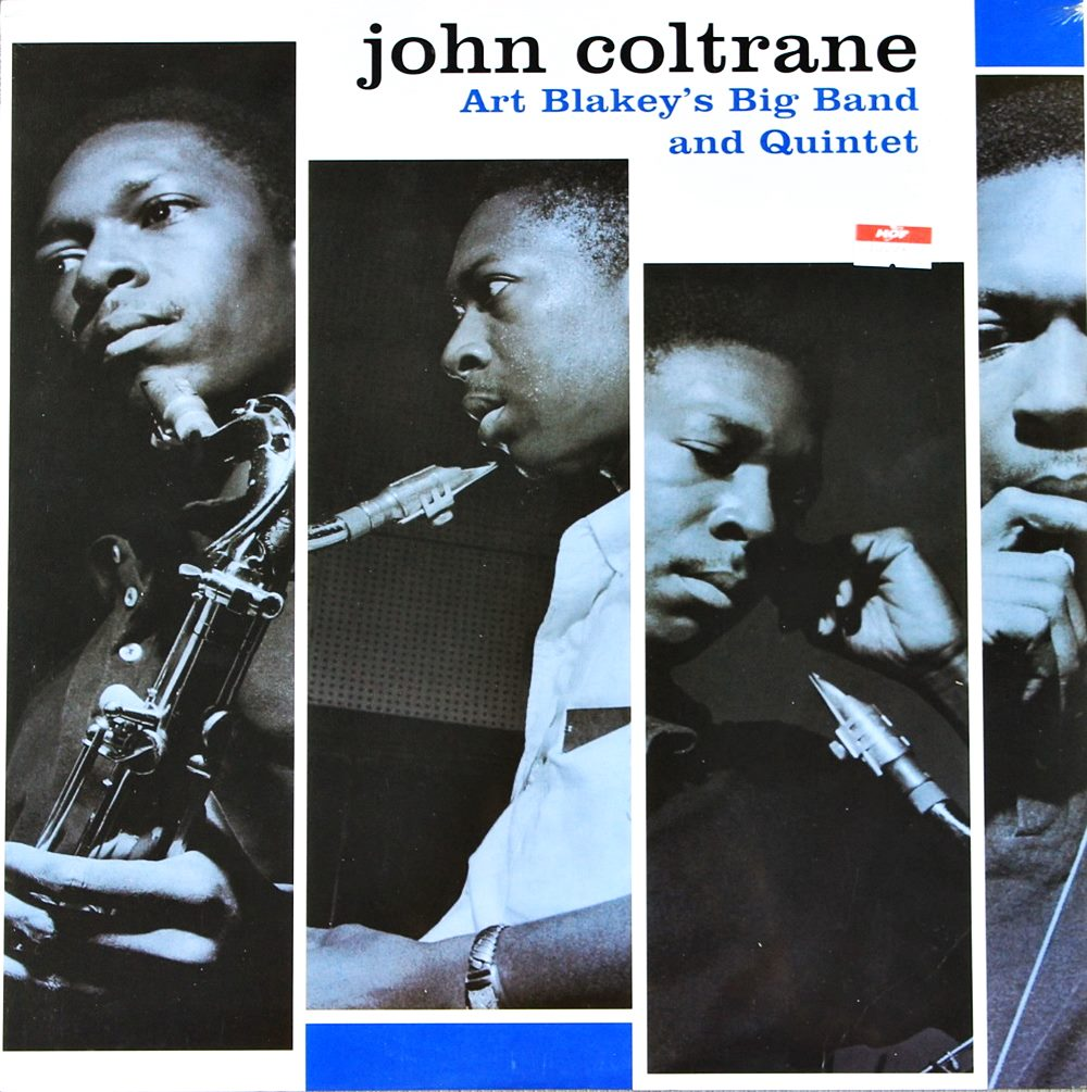 John Coltrane - Art Blakey's Big Band And Quintet 1lp NEW