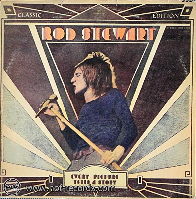 Rod Stewart - Every Picture Tells A Story 1lp