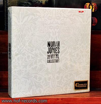 Norah Jones - The Vinyl Collection Audiophile Boxset 6 Lp N.