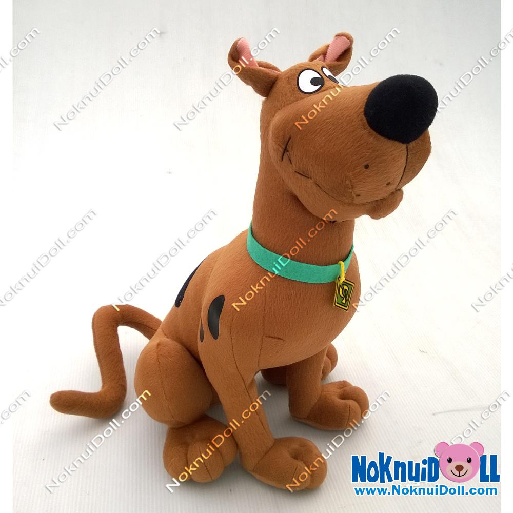 ตุ๊กตา สกูปี้ดู Scoopy Doo ท่านั่ง