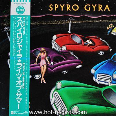 Spyro Gyra - Rites Of Summer 1988